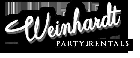 Weinhardt Party Rentals Logo